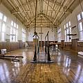 Fordyce Bathhouse Gymnasium - Hot Springs - Arkansas by Jason Politte