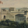Fort Moultrie Circa 1861 by Aged Pixel