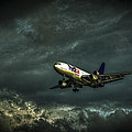 Foul Weather Fedex by Marvin Spates