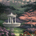 Fountain by Chuck Pinson