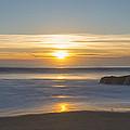 Four Mile Beach Sunset by Loree Johnson