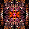 Fractal - Aztec - The Aztecs by Mike Savad