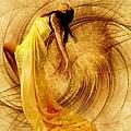 Fractal Dance Of Joy by Gun Legler