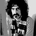 Frank Zappa - Chalk And Charcoal 2 by Joann Vitali