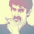 Frank Zappa by Giuseppe Cristiano