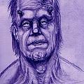 Frankenstein Blue