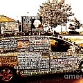 Freedom Of Speech On Wheels by Desiree Paquette