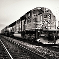 Freight Train by Tom Druin