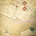 French Correspondence From Ww1 #2 by Jan Bickerton