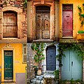 French Doors by Inge Johnsson