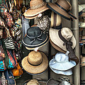 French Market Hats For Sale by Brenda Bryant