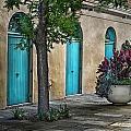 French Quarter Alley by Brenda Bryant