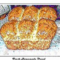 Fresh Homemade Bread 2 by Barbara Griffin
