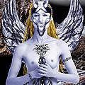 Freya Viking Warrior by Keith Dillon