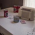Friday Night Poker Game  by Edward Fielding
