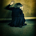 Frightened Woman by Jill Battaglia