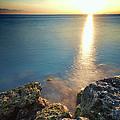 From The Sea Rocks by Eyzen Medina