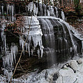 Frozen Buttermilk Falls by Anthony Thomas