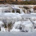 Frozen Falls by Jeff Kolker