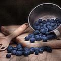 Fruit Cup Still Life by Tom Mc Nemar