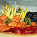 Fruit Tart by Kristin Elmquist