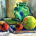 Fruits and artbooks