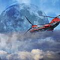 Full Moon Rescue by Betsy Knapp