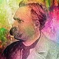 F.w. Nietzsche by Taylan Apukovska