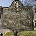 Ga-005-19 Statehouse Square by Jason O Watson