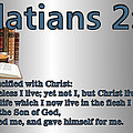 Galatians 2 20 by Ricky Jarnagin