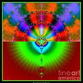Galaxy Collision Fractal 59