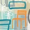 Garden Chair by Linda Woods