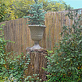 Garden Decor 2 by Muriel Levison Goodwin