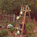 Garden Decorations by Kay Pickens