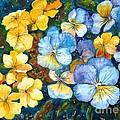 Garden Harmony by Zaira Dzhaubaeva