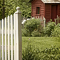 Garden's Entrance by Margie Hurwich