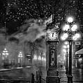 Gastown Steam Clock by Alexis Birkill
