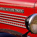 General Motors Truck by Thomas Young