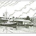 Genius Ready To Fish Gig Harbor by Jack Pumphrey