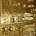 Genoa Bar Oldest Saloon In Nevada's Old West History by Artist and Photographer Laura Wrede