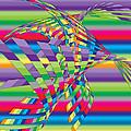 Geometric 3 by Mark Ashkenazi