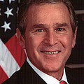 George W Bush by Official Gov Files