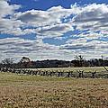 Gettysburg Battlefield - Pennsylvania by Brendan Reals