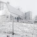 Ghost Barn by Bill Wakeley