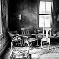 Ghost Town Still Life I by George Oze