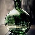 Glass Bottle by Danuta Bennett