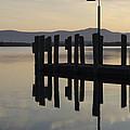 Glendale Docks No. 1 Print by David Gordon