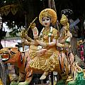Goddess Durga by Gregory Smith