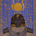 Goddess Isis by Diana Perfect