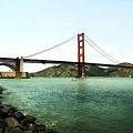 Golden Gate Bridge 2.0 by Michelle Calkins